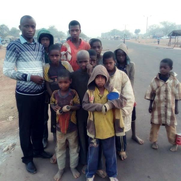 Côte d'Ivoire / Chérif Mamadou au secours des enfants Talibés