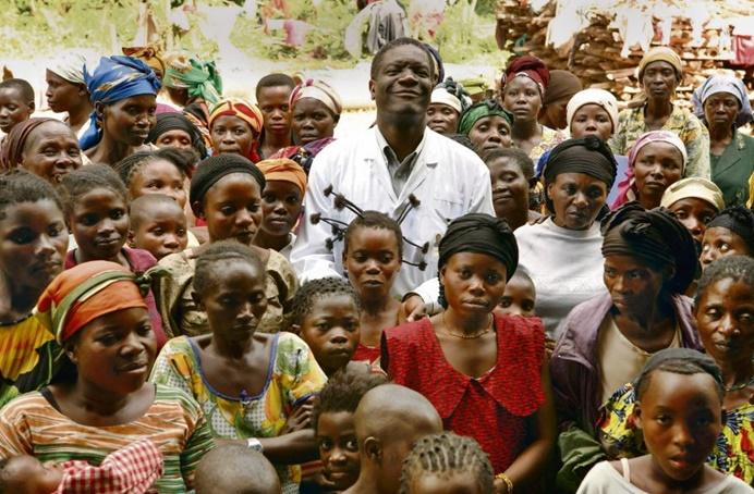 RDC / L'homme qui répare les femmes reçoit le prix Nobel de la paix
