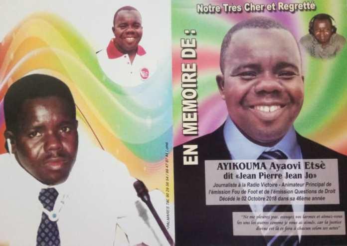 Le monde médiatique Togolais frappé par un deuil