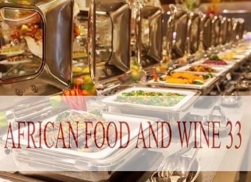 Diaspora/ African Food And Wine: la gastronomie africaine en parfaite harmonie avec le vin français!