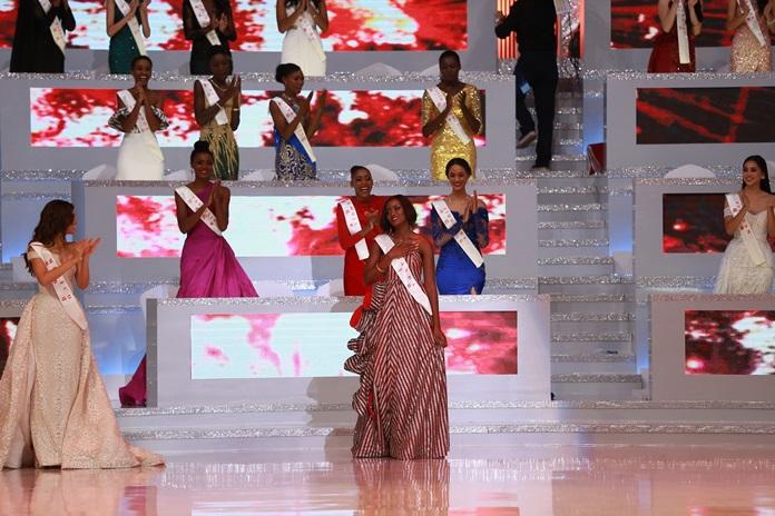 Ouganda/ Miss Monde Afrique 2018.