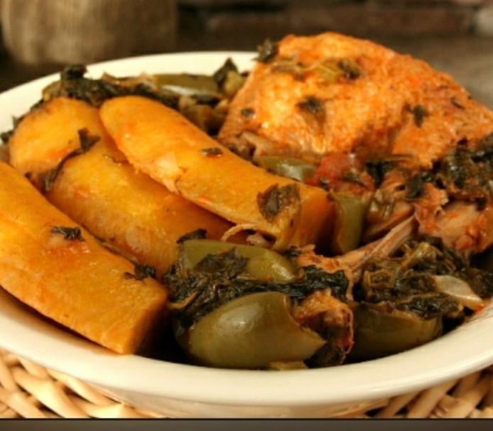 Cuisine/ La recette de l'Igisafuliya