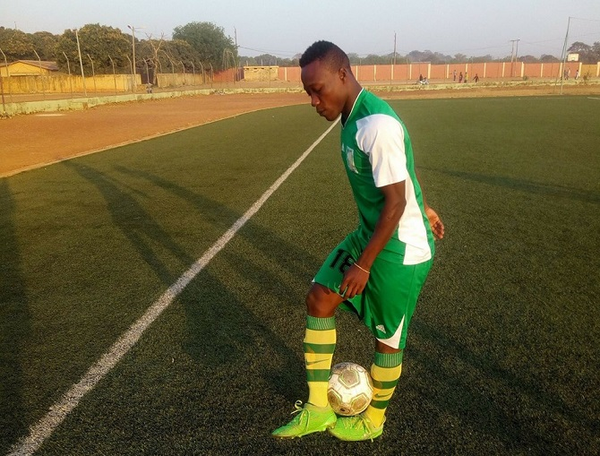 BÉNIN/ Bawa Abdel Djalil, un espoir assuré pour le football béninois