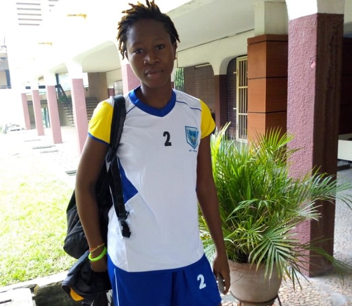 TOGO/Saoudé ATAKE  Essohanam une étoile montante du Volleyball