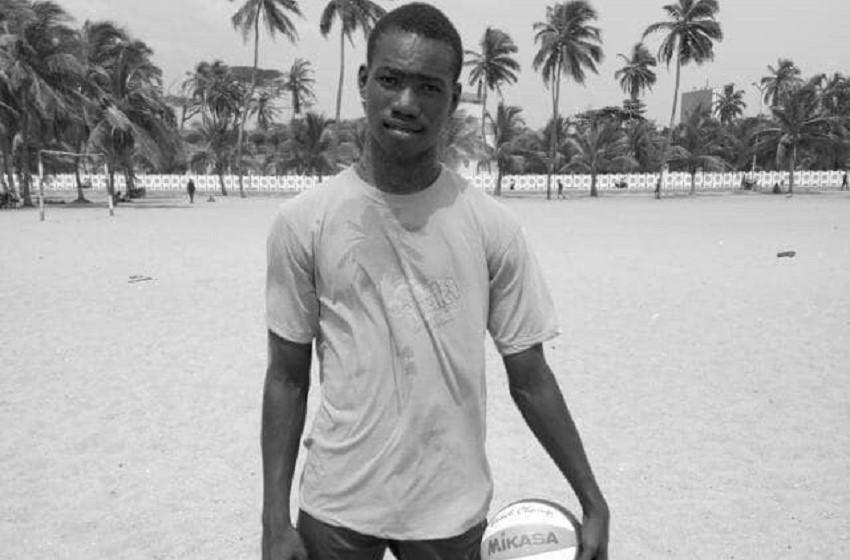 Togo/ Sur les traces du jeune volleyeur Abraham K. Kotoka