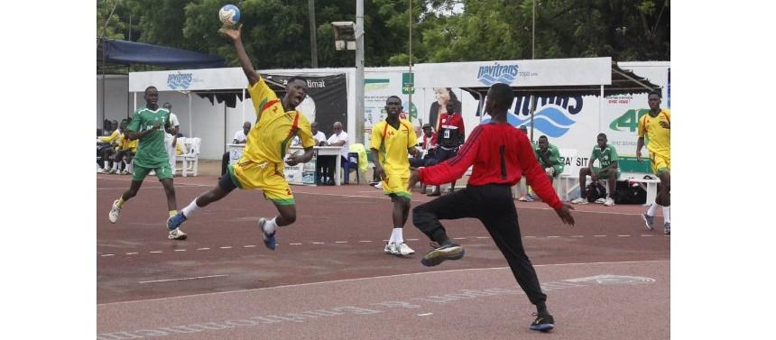 Togo/ Tournoi International Zone II et III de Handball: Le Togo chute d'emblée