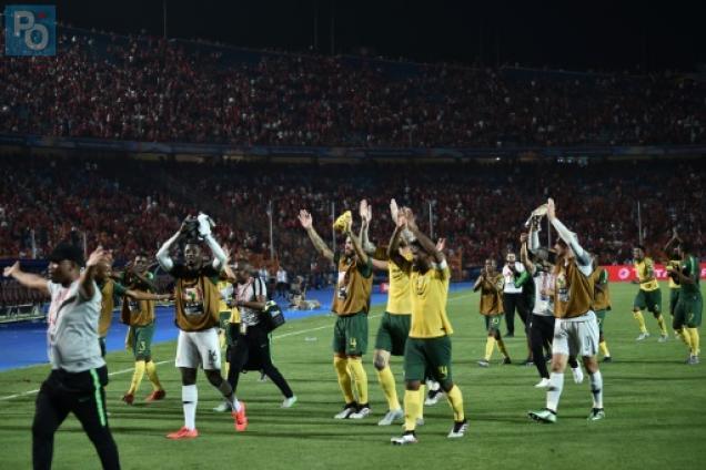 SPORT/CAN 2019: l'Afrique du Sud fait taire l'Égypte et rejoint le Nigéria