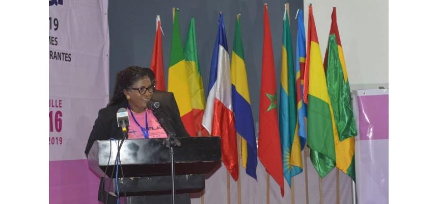 Gabon/ SIFLAAI 2019; des intervenantes de haut niveau
