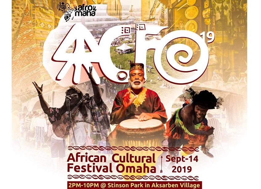 Afromaha: la diaspora africaine fusionne encore ses talents culturels dans le NEBRASKA