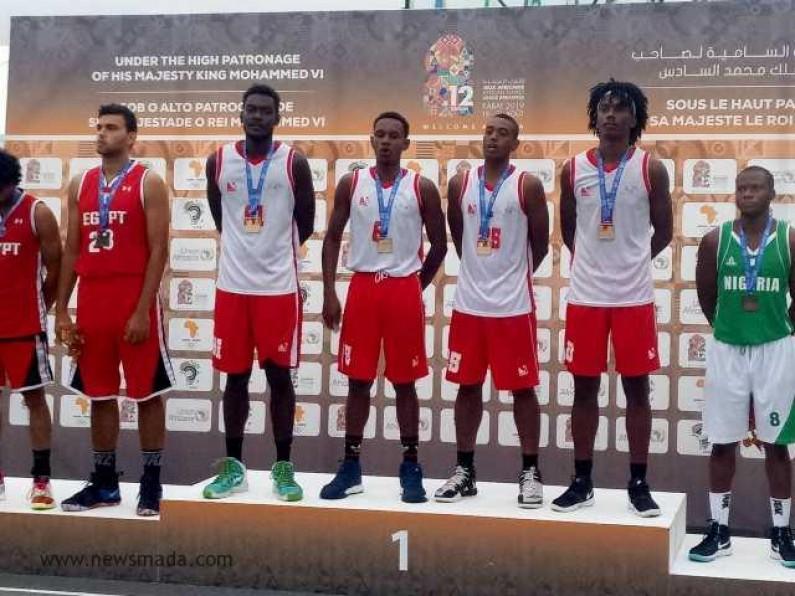 12e Jeux africains de Rabat : Madagascar et le Nigéria sacrés au basketball 3×3