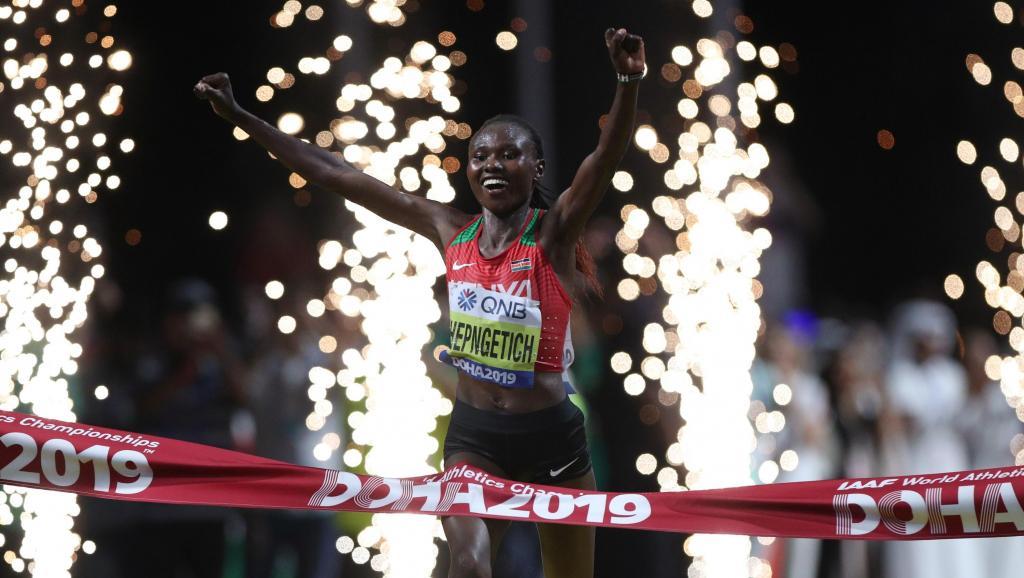 Sport/Mondiaux d'athlétisme 2019: Premières médailles pour l'Afrique