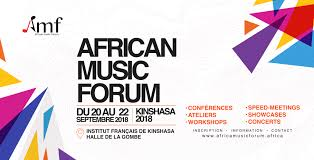 L'industrie musicale en Afrique, au coeur de l'AMF 2019 en RDC