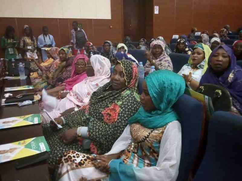Cérémonie de lancement Forum des Femmes Commerçantes et Entrepreneures du TCHAD