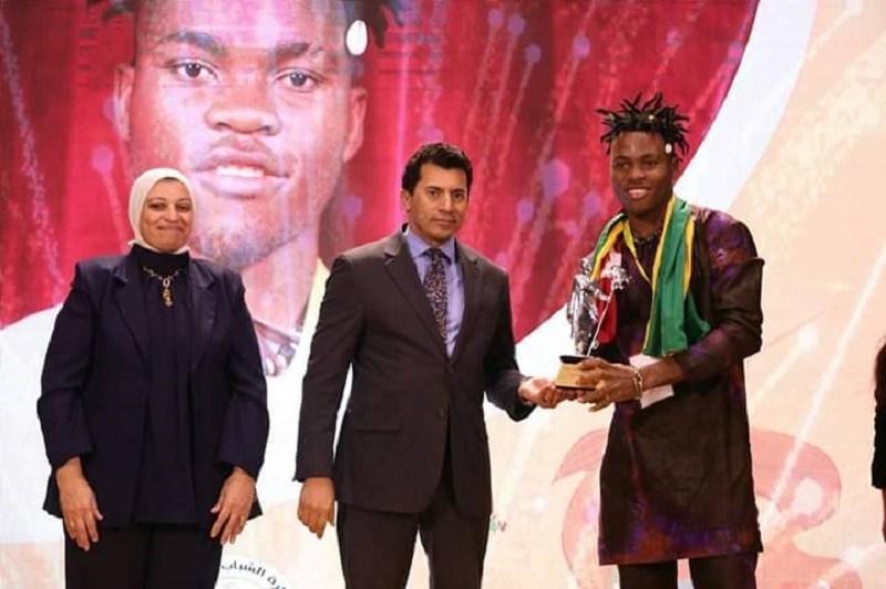 Sculpture à l'international: il faut compter avec le Togo