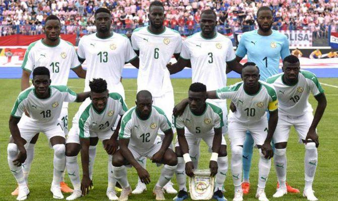 Football/Le Brésil affrontera le Sénégal et le Nigeria en octobre