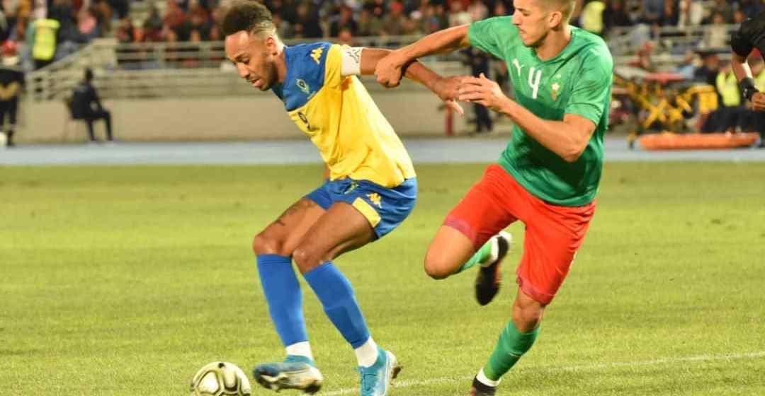 Football : le Gabon bat (3-2) le Maroc à domicile