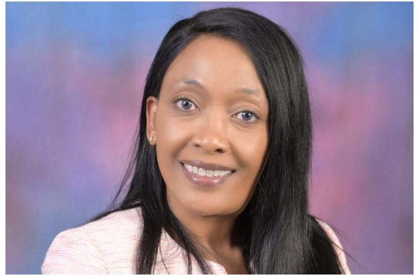 Sally Kimeu