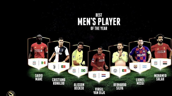 Football/Sadio Mané et Mo Salah parmi les finalistes  des Globe Soccer Awards