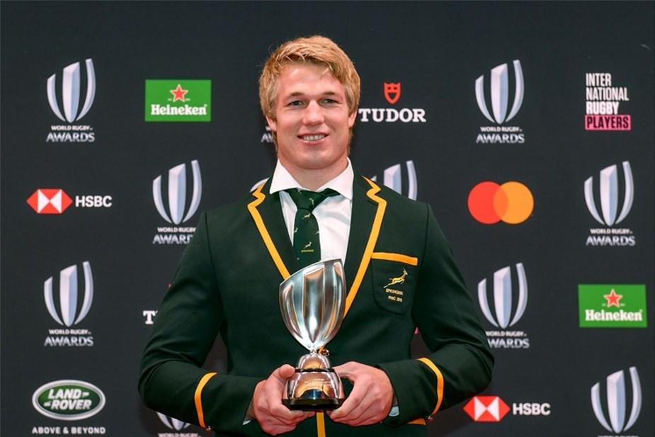 """Rugby/ Pieter-Steph du Toit et John """"Rassie"""" Erasmus les fiertés de l'Afrique du Sud"""