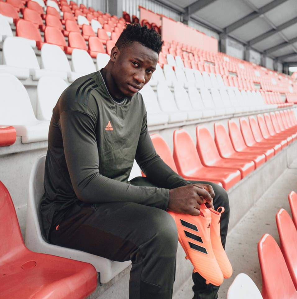 Football : Des clubs s'interressent à André Onana