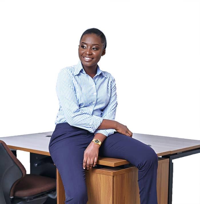 Ghana/ Stephanie Ode Wilson s'impose dans l'immobilier et la technologie à 21 ans seulement!
