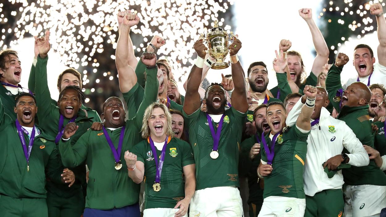 Mondial de rugby/L'Afrique du Sud sacrée face à l'Angleterre