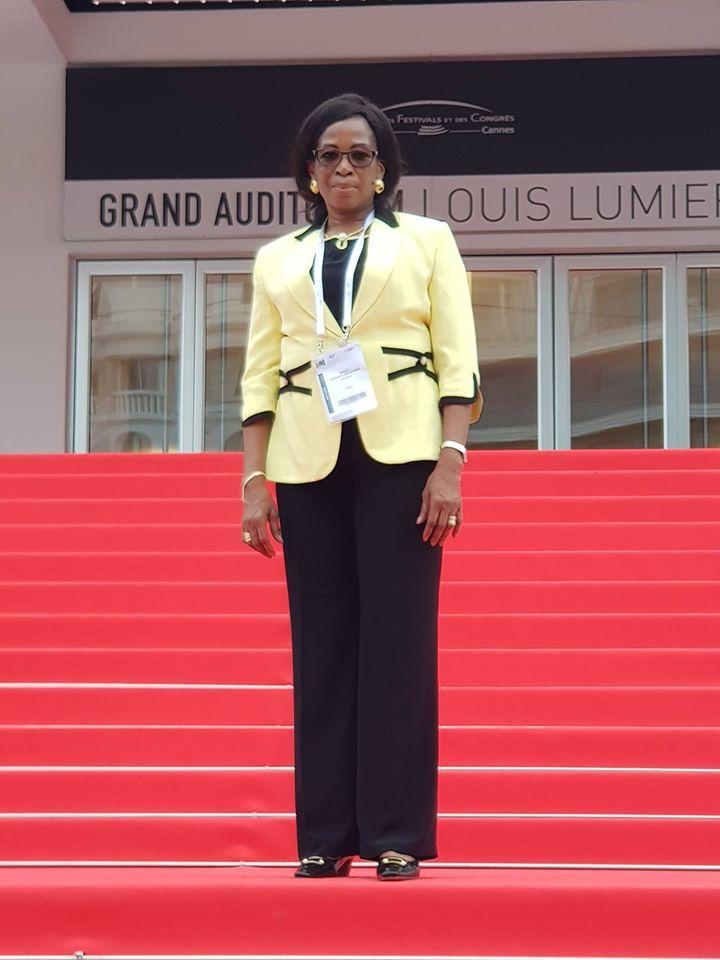 Togo/ La femme leader 2010 primée actrice de Développement à Cotonou.