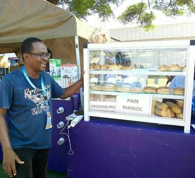 Togo/interview: AGBLEVON K. Daniel : « Investir dans le pain augure de bons retours… »