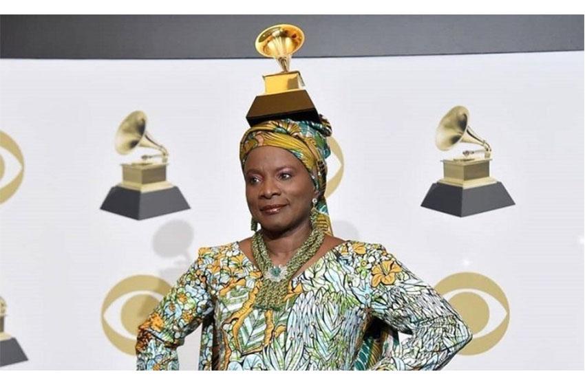 quatrième Grammy pour Angélique Kidjo