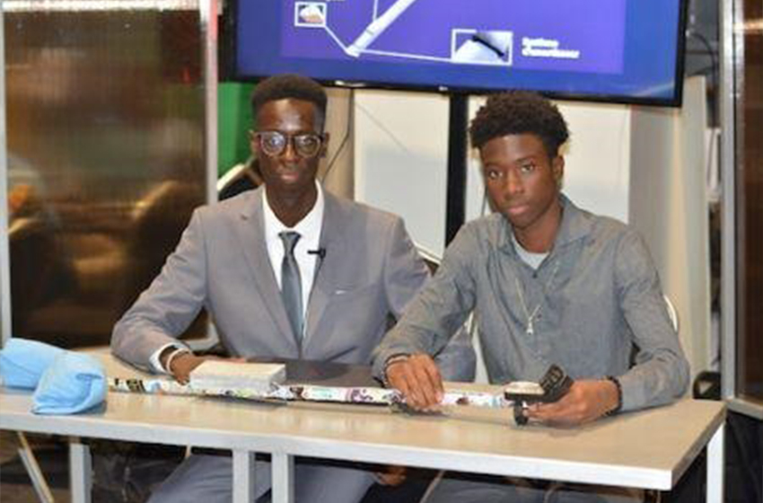 Sénégal:  Le Smart blind stick ou la canne intelligente pour personnes non-voyantes.