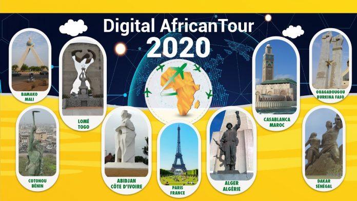 Digital African Tour 2020: Le digital à porté de main en Afrique