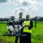 drones anti-moustiques