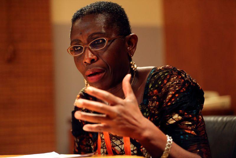 Libéria: Antoinette Sayeh, première femme Africaine au rang de DGA du FMI