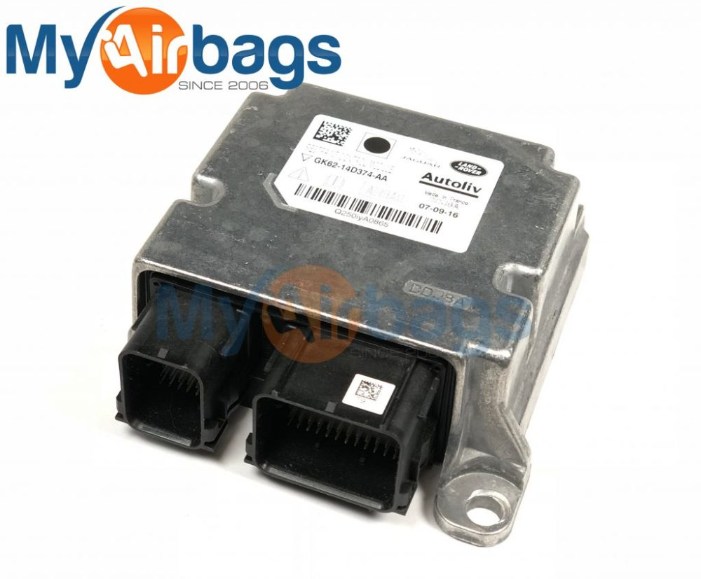 medium resolution of jaguar land rover srs rcm airbag module
