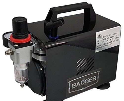 Review: Badger Air Star V T909 Compressor