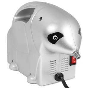 Mini baby elephant airbrush compressor review