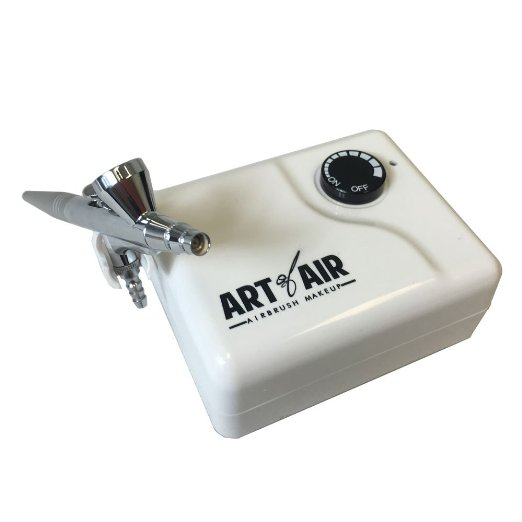 art of air airbrush makeup review