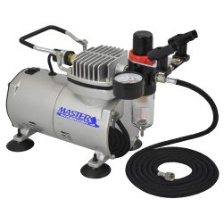 Master Airbrush High Performance Airbrush Air Compressor