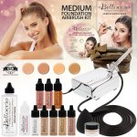 November hottest – Top 5 Airbrush Makeup Kits for November 2017
