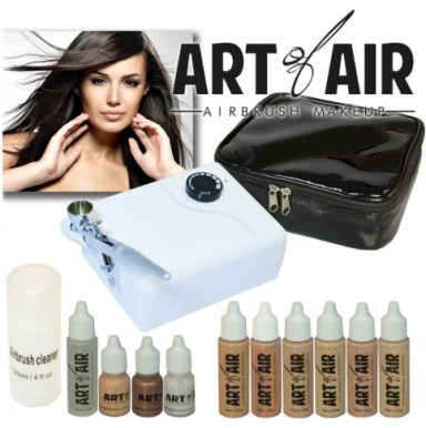 art of air professional airbrush makeup system