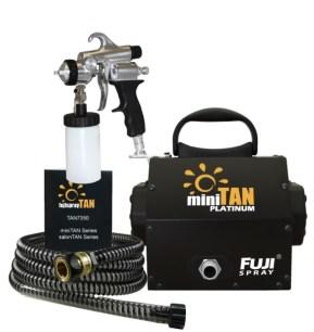 Fuji Mini Tan M Model System