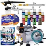PointZero Airbrush Compressors