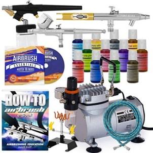 PointZero Cake Airbrush Decorating Kit