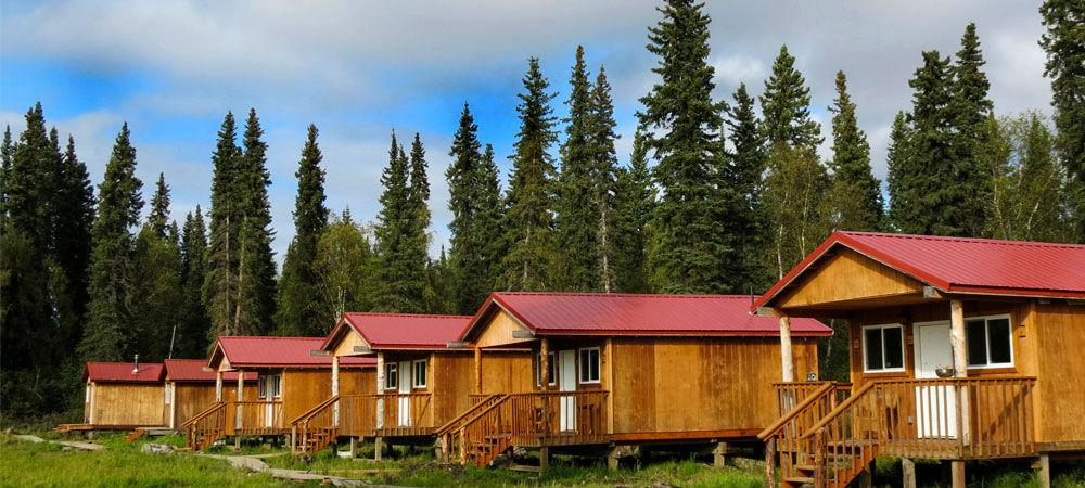 Aniak Fishing Alaska Lodge