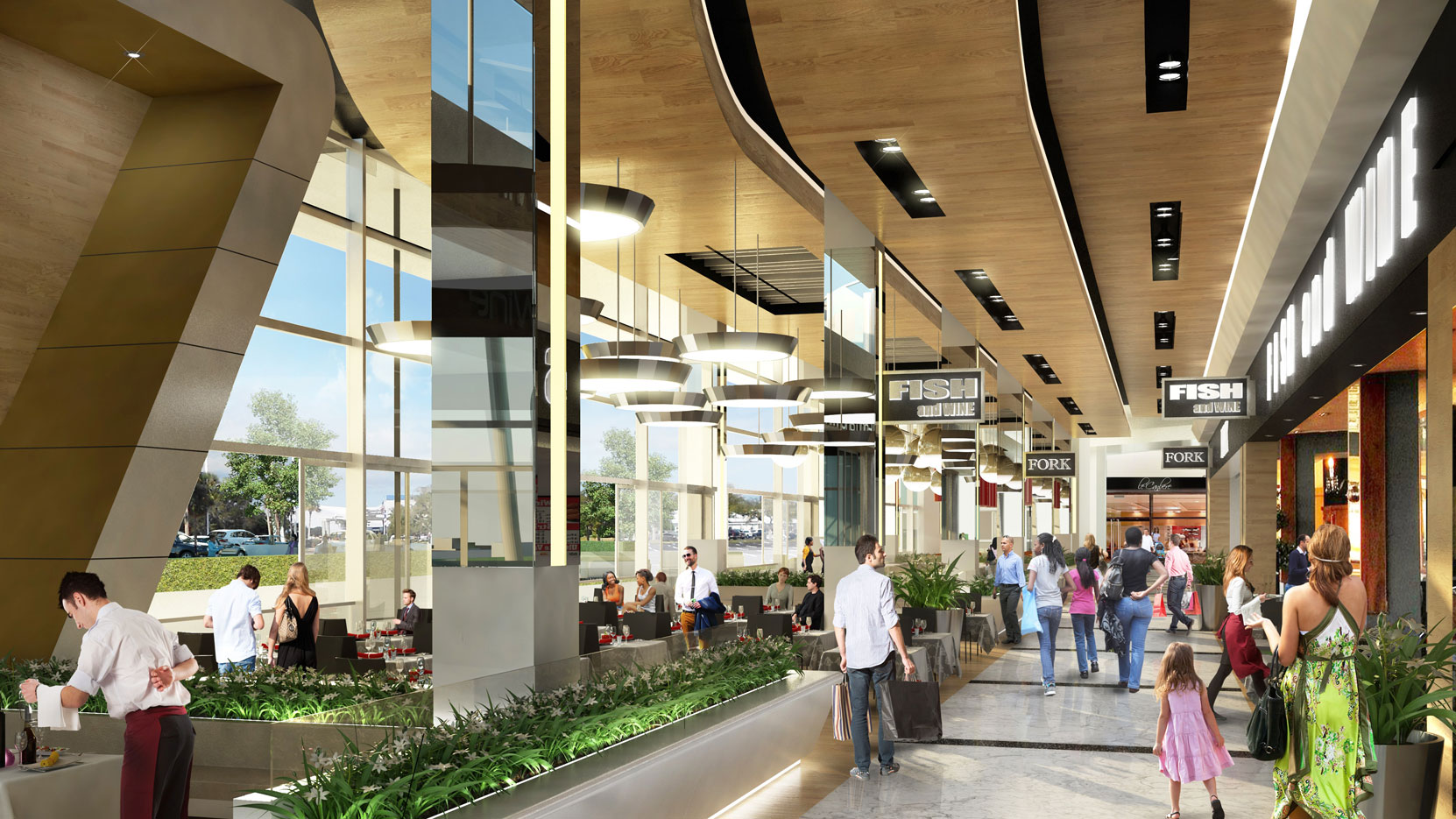 New Mall of the South  My Alberton
