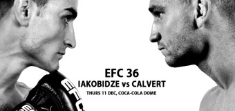 Iakobidze vs.Calvert, December 11