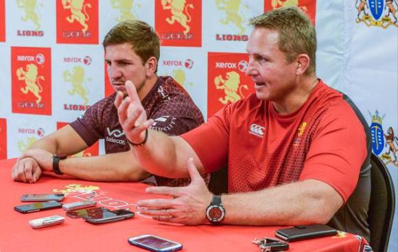 Lions Confirm Reports