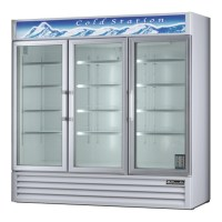 Glass Door Merchandiser - Alida Restaurant Supply