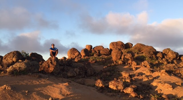 Pondering in Paradise: Hele on to Lanai