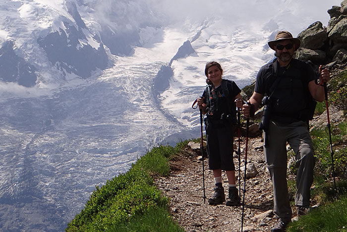 tour du mont blanc guided walkers